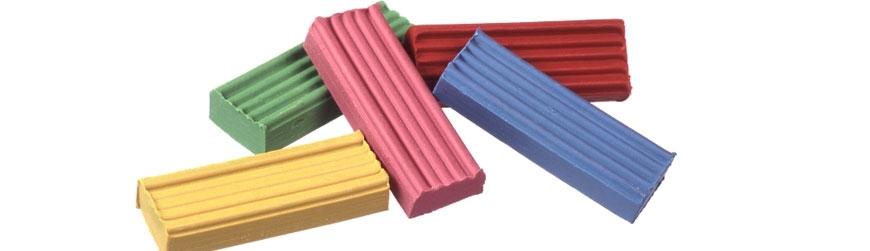 Пластилин, доски для лепки