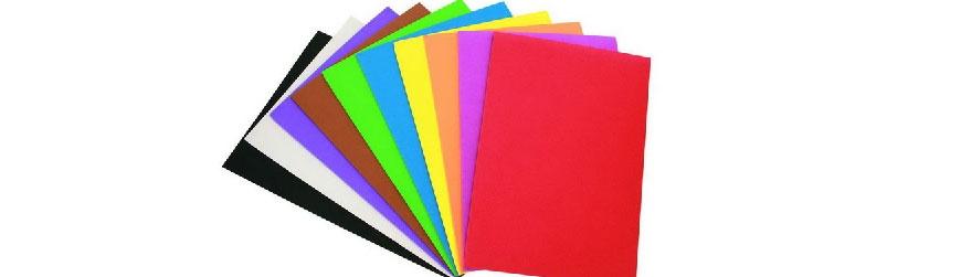 Цветная бумага, катрон