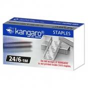Скобы для степлера №24/6 Kangaro