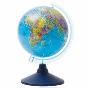 Глобус политический Globen, 15см, на круглой подставке Ке011500197