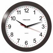 Часы настенные, диаметр 290мм, стекло минеральное, арт. 11100112