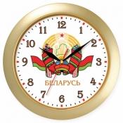 Часы настенные пластиковые, диаметр 290мм, стекло минеральное, арт. 11171164