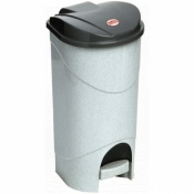 Контейнер для мусора с педалью 11 л. Арт. М 2891