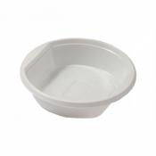 Тарелка суповая одноразовая 22 см (цена за 1упак-100шт)