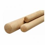 Черенок  для граблей деревянный 30*1200мм