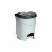Контейнер для мусора с педалью 11л