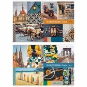 """Альбом для рисования 20л., А4, на скрепке ArtSpace """"Путешествия. Воплощай мечты"""", А20ф_26344"""