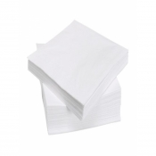Салфетки бумажные Классика белые 100 шт.
