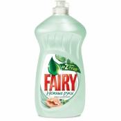 Средство для мытья посуды FAIRY Нежные руки Чайное дерево и мята, 450мл