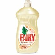 Средство для мытья посуды FAIRY Нежные руки Ромашка и Витамин Е, 450мл