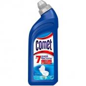 Средство чистящее для туалета Comet Океан,500мл