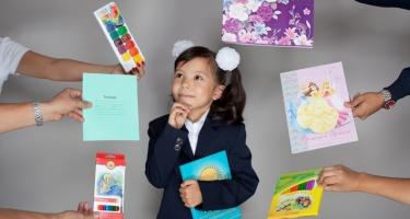 Собираем детей в школу и садик вместе с Офис Бук!!!
